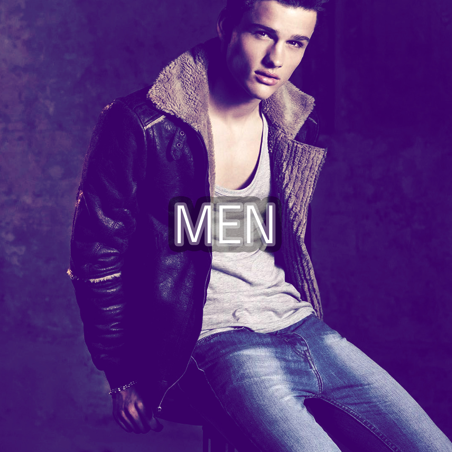 Men models agency